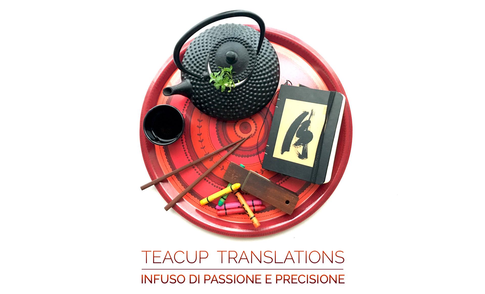 Traduzioni e corsi in lingua cinese